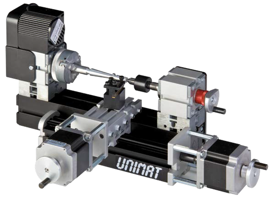 The Cool Tool Unimat CNC