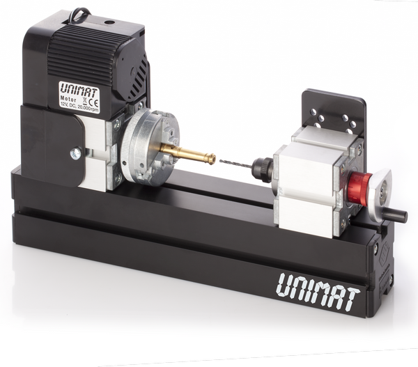 unimat ML center drill machine